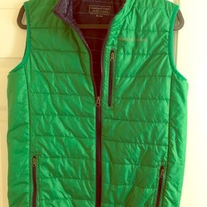 VINEYARD VINES Youth XL winter vest
